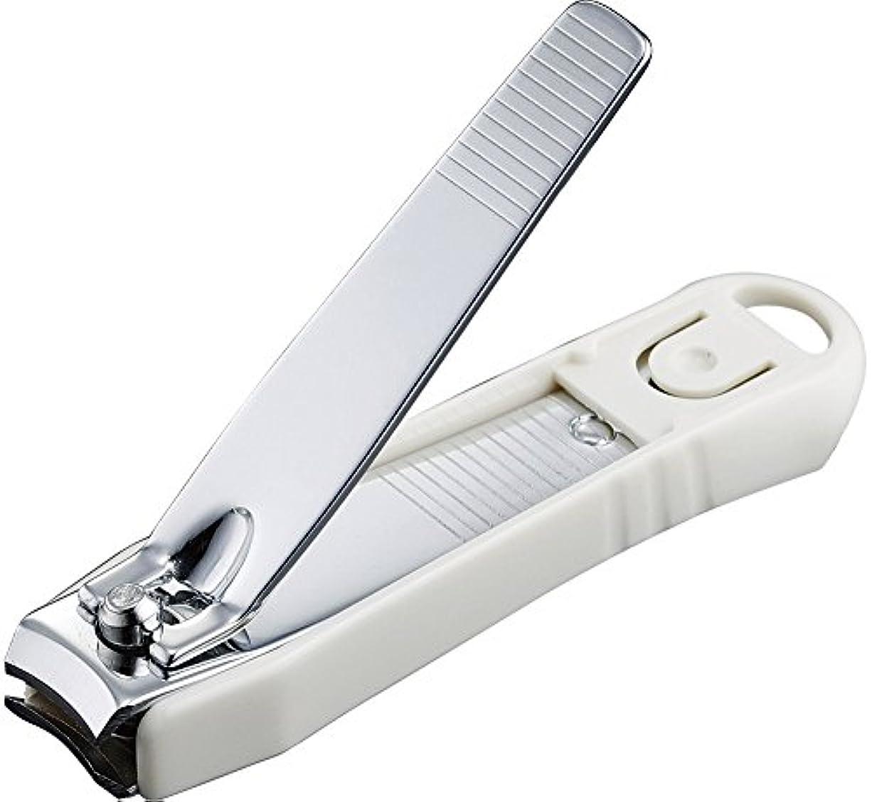 迷彩肌変なカクセー NC-02 カバー付爪切り 60-08501