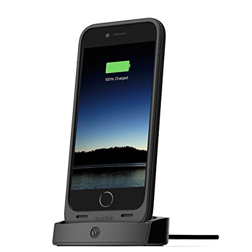 日本正規代理店品・保証付mophie juice pack dock for iPhone 6 (juice pack air/plus/ultra for iPhone 6専用デスクトップ充電スタンド) MOP-PH-000106