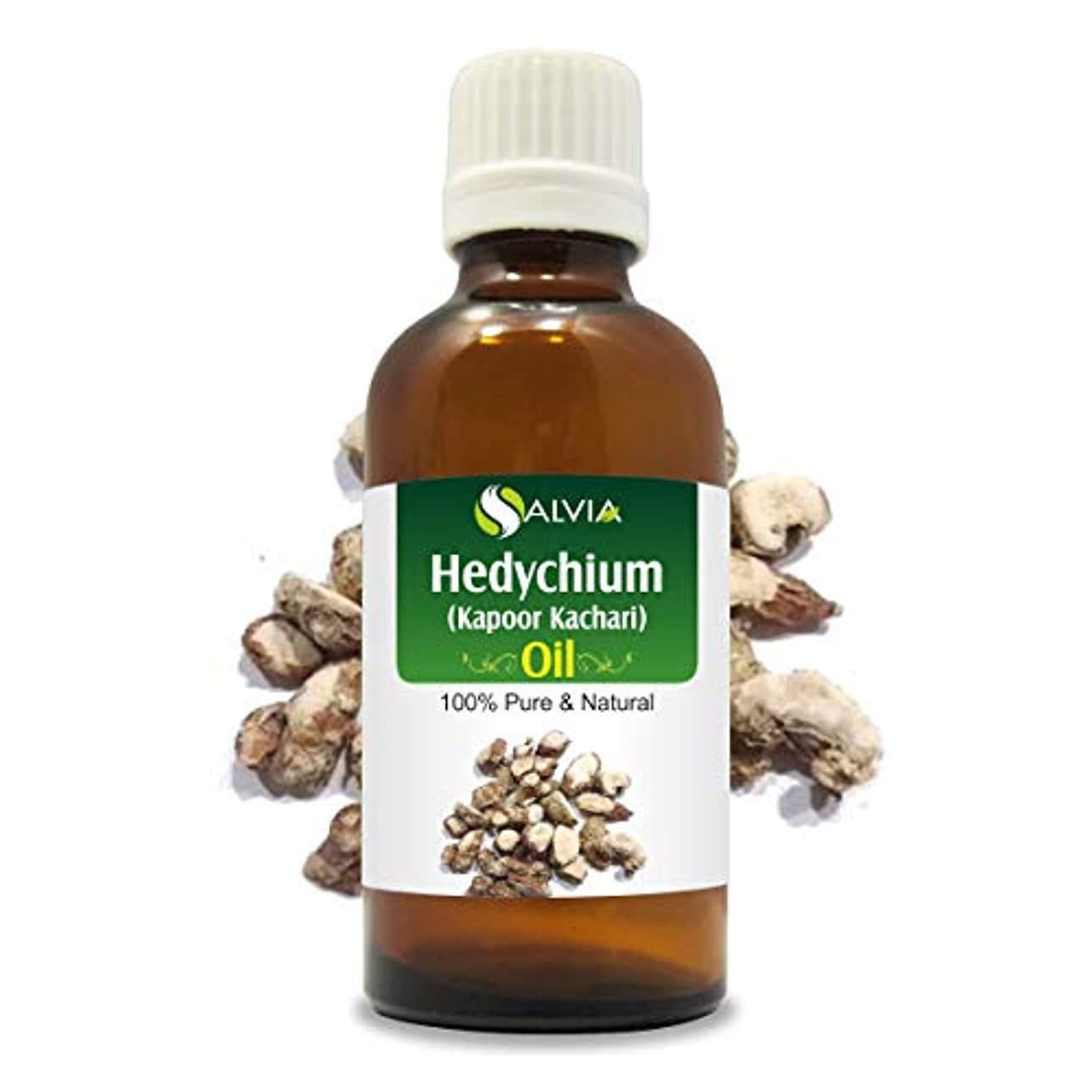 ロッド軽食ハロウィンHedychium (Kapoor Kachari) Oil (Hedychium spicatum)100% Natural Pure Undiluted Uncut Essential Oil 100ml