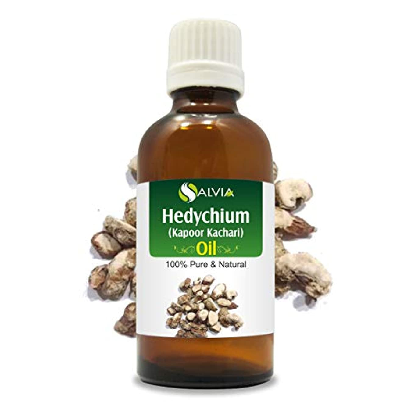 過敏なコースボランティアHedychium (Kapoor Kachari) Oil (Hedychium spicatum)100% Natural Pure Undiluted Uncut Essential Oil 100ml