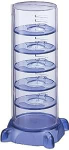 シンコハンガー タワー型時計コレクションケース コレクタワーG ブルー