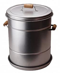 キャプテンスタッグ バーベキュー BBQ用 燻製器 ブランスモーカーセット円筒型 スモーク対応M-6507
