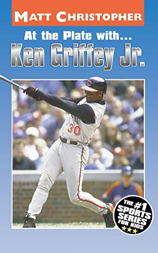 Download At the Plate with...Ken Griffey Jr. (Athlete Biographies) 0316142336