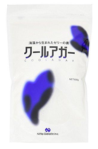 新田ゼラチン クールアガー 500g