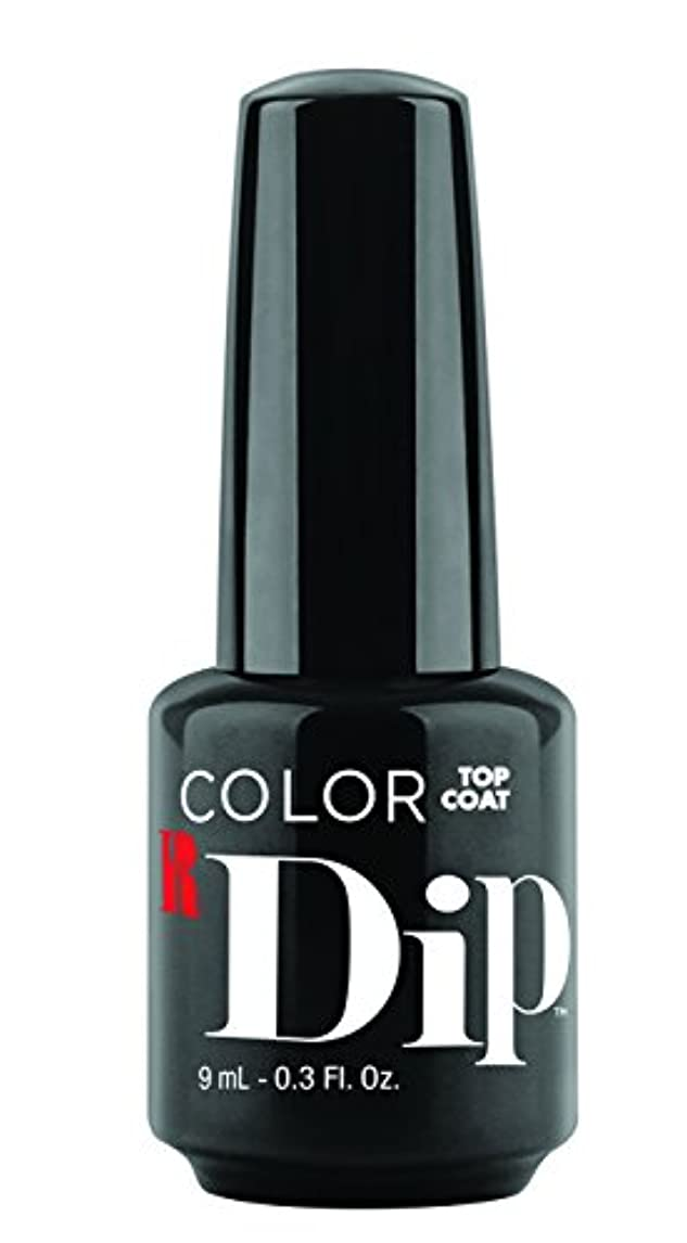 カプセル真向こうの慈悲でRed Carpet Manicure - Color Dip - Top Coat - 9 ml/0.30 oz