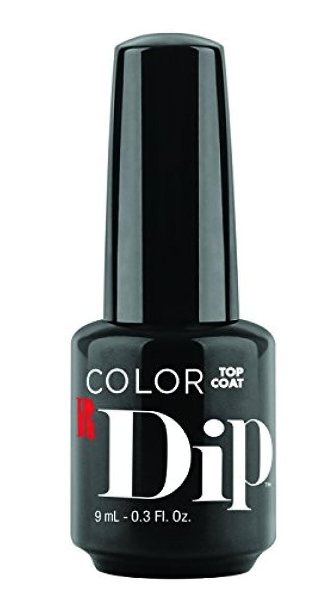 いま継承西部Red Carpet Manicure - Color Dip - Top Coat - 9 ml/0.30 oz
