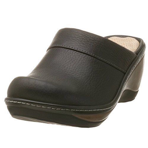 Softwalk Women's Murietta ClogBlack6.0 W [並行輸入品]