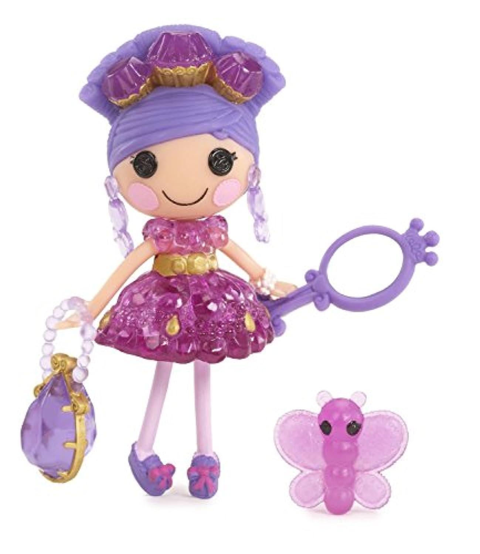 輸入ララループシー人形ドール Mini Lalaloopsy Doll- Charms Seven Carat [並行輸入品]