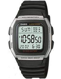 [カシオ]CASIO 腕時計 スタンダード W-96H-1AJF メンズ