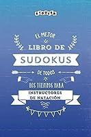 El mejor libro de Sudokus de todos los tiempos para instructores de natación