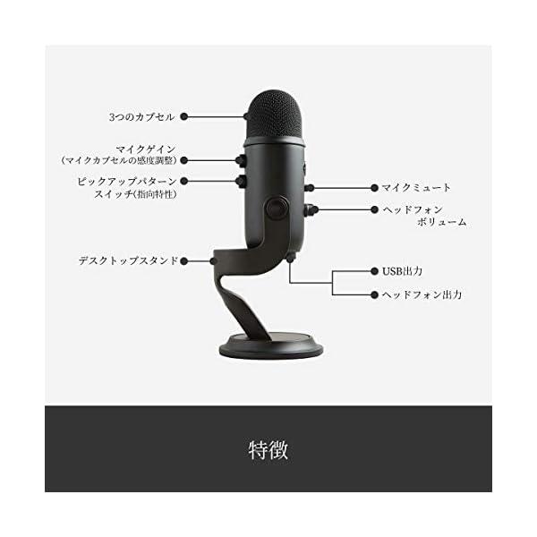 Blue Microphones Yeti ...の紹介画像11