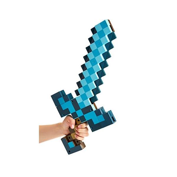 マインクラフト 変形武器「ダイヤの剣/ツルハシ...の紹介画像2