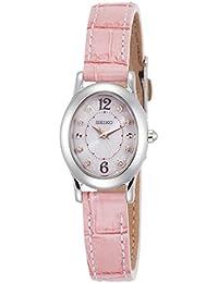 [セイコー セレクション]SEIKO SELECTION 腕時計 セイコーセレクション SAKURA(サクラ) Blooming限定1,000本 ソーラー スワロフスキー文字盤 カーフバンド SWFA173 レディース