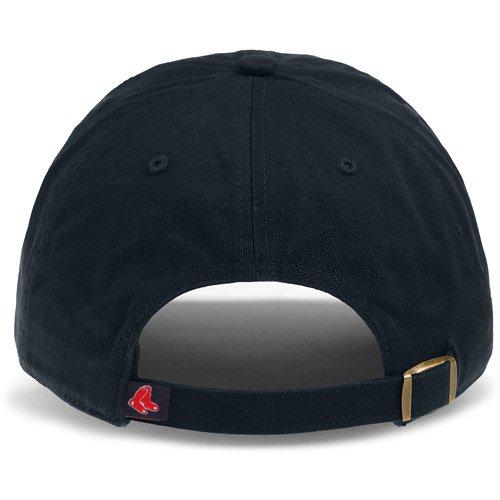 '47 Brand MLB カジュアルキャップ(CLEAN UP CAP/クリーンナップ キャップ) ボストン・レッドソックス