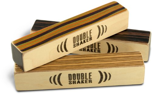 Schlagwerk Percussion SR-SK40 Double Shaker ダブルシェイカー
