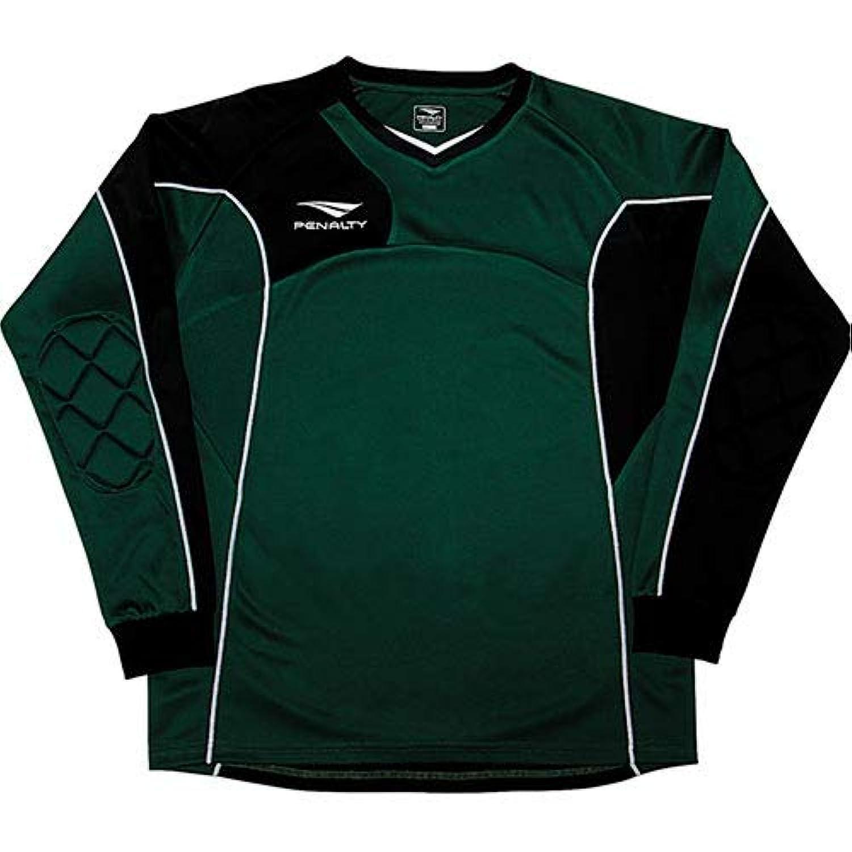[ペナルティ] サッカー メンズ キーパーシャツ GKトップ ダークグリーン PK7800 71 XO