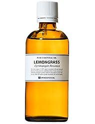 レモングラス 100ml インセント アロマオイル AEAJ 表示基準適合認定精油