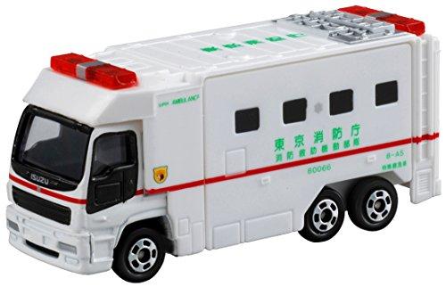 トミカ №116 スーパーアンビュランス (箱)