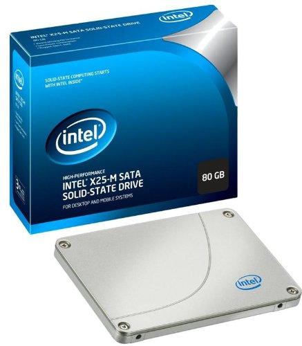 Intel Boxed SSD 80GB SATA 2.5 SSDSA2MH080G2R5