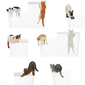 PUTITTO ネコ2 CAT VER.2 全8種セット ガチャガチャ