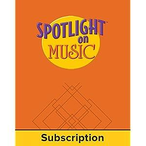 Spotlight on Music, Grade 2, Electronic Student Edition (ELEMENTARY SPOTLIGHT ON MUSIC)