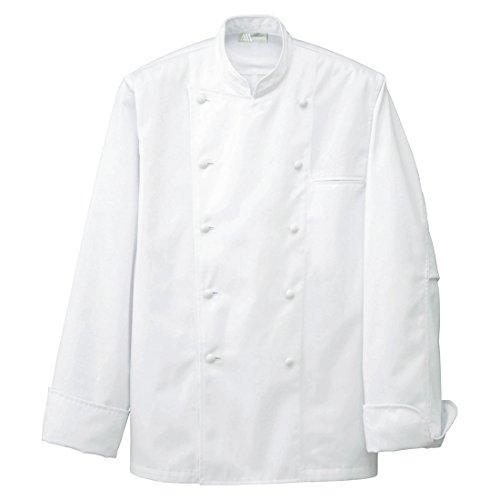 [해외]AAA 트리플 A 흡수 방오 백의 조리 입고 요리사 코트 (HH480) S ~ 6L 사이즈 전개/AAA Triple A Water Absorption Antifouling White Coat Cooking Cook Coat (HH 480) S ~ 6 L Size Expansion