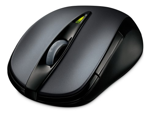 Microsoft Wireless Notebook Laser Mouse 7000 カーボンブラック (BNA-00011)