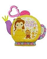 Disney Princess Soft Book Belle [Floral] [並行輸入品]