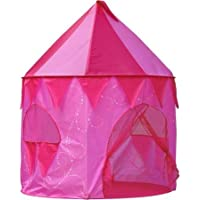 ピンクプリンセスTower Play Tent with Carryingケース