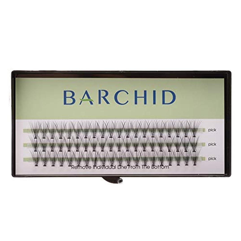 天窓例外オールBARCHID 高品質超極細まつげエクステ太さ0.07mm 10本束10mm Cカール フレア セルフ用 素材  マツエク