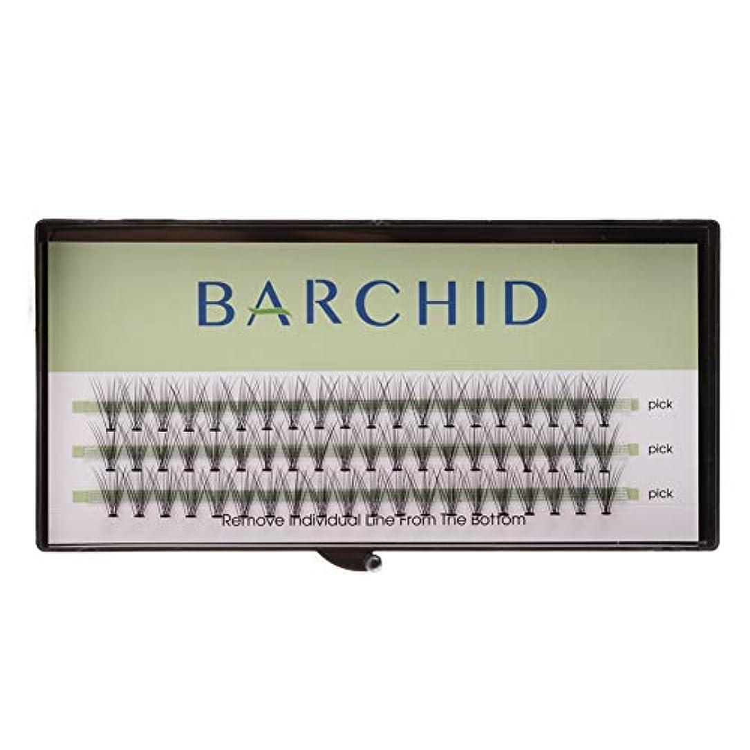 チャンスシェードローンBARCHID 高品質超極細まつげエクステ太さ0.07mm 10本束10mm Cカール フレア セルフ用 素材  マツエク