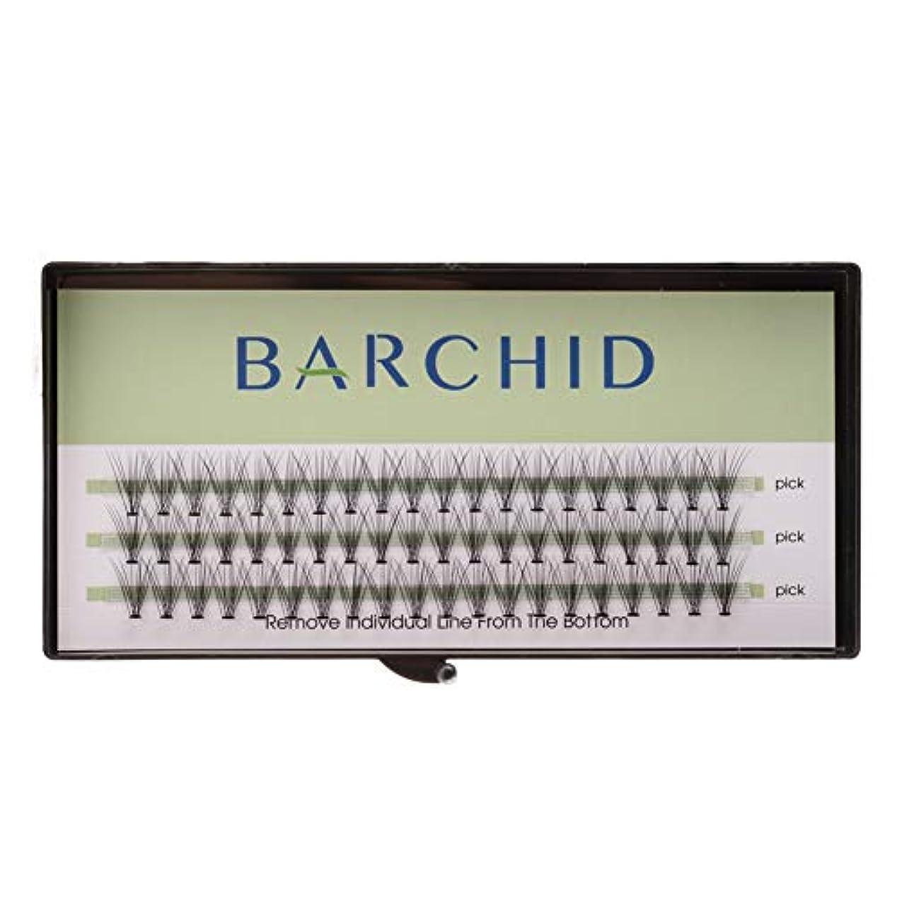 傑作レポートを書く作物BARCHID 高品質超極細まつげエクステ太さ0.07mm 10本束10mm Cカール フレア セルフ用 素材  マツエク