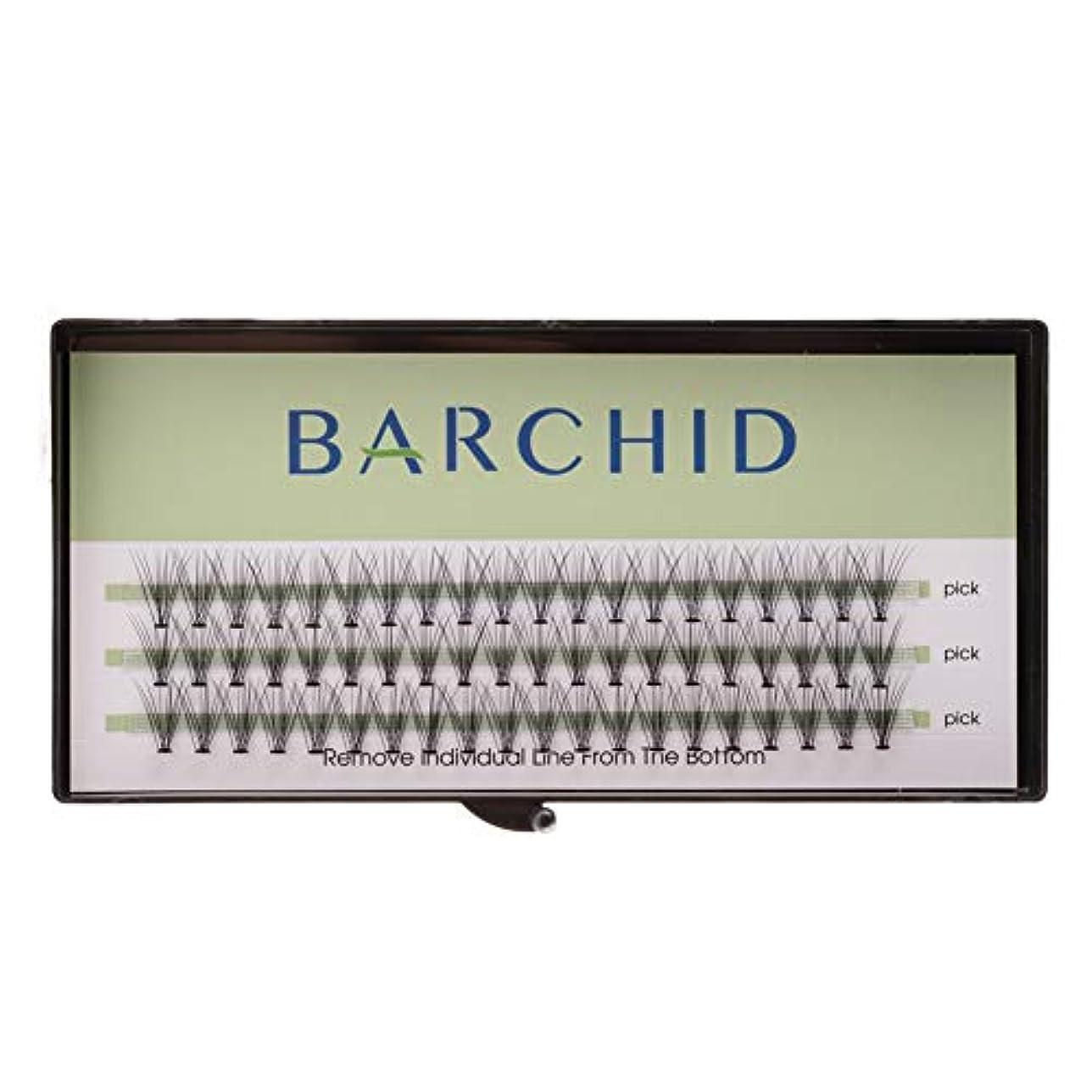 雑草長さしたいBARCHID 高品質超極細まつげエクステ太さ0.07mm 10本束10mm Cカール フレア セルフ用 素材  マツエク