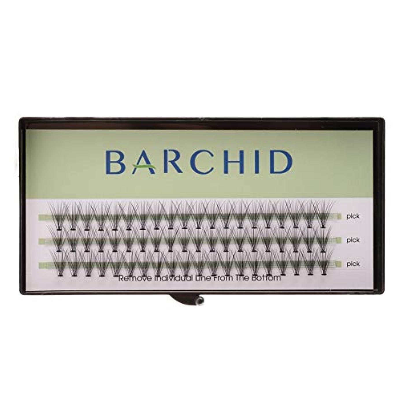 ジャズバケツ体系的にBARCHID 高品質超極細まつげエクステ太さ0.07mm 10本束10mm Cカール フレア セルフ用 素材  マツエク