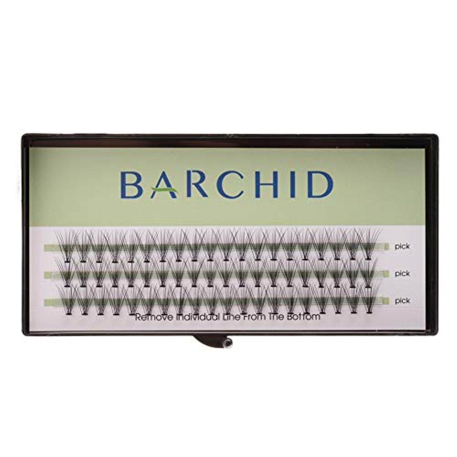 流暢製作勤勉BARCHID 高品質超極細まつげエクステ太さ0.07mm 10本束10mm Cカール フレア セルフ用 素材  マツエク