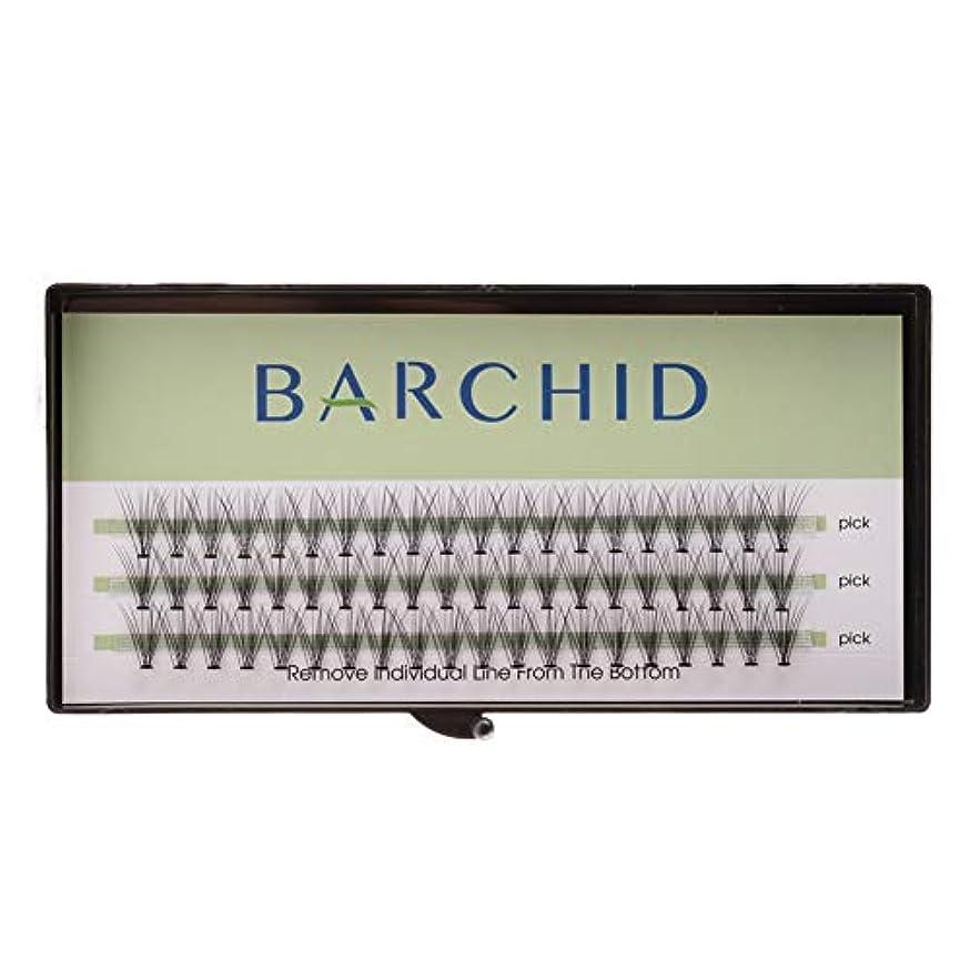 がっかりする勇気移植BARCHID 高品質超極細まつげエクステ太さ0.07mm 10本束10mm Cカール フレア セルフ用 素材  マツエク