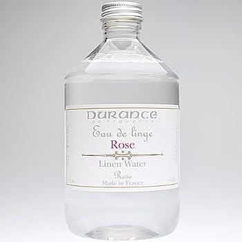 DURANCE(デュランス) リネンケアシリーズ リネンウォーター 500ml 「ローズ」 4994228006752