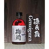 紀州 赤い梅酒 300ml リキュール類 12度 中野 和歌山県産