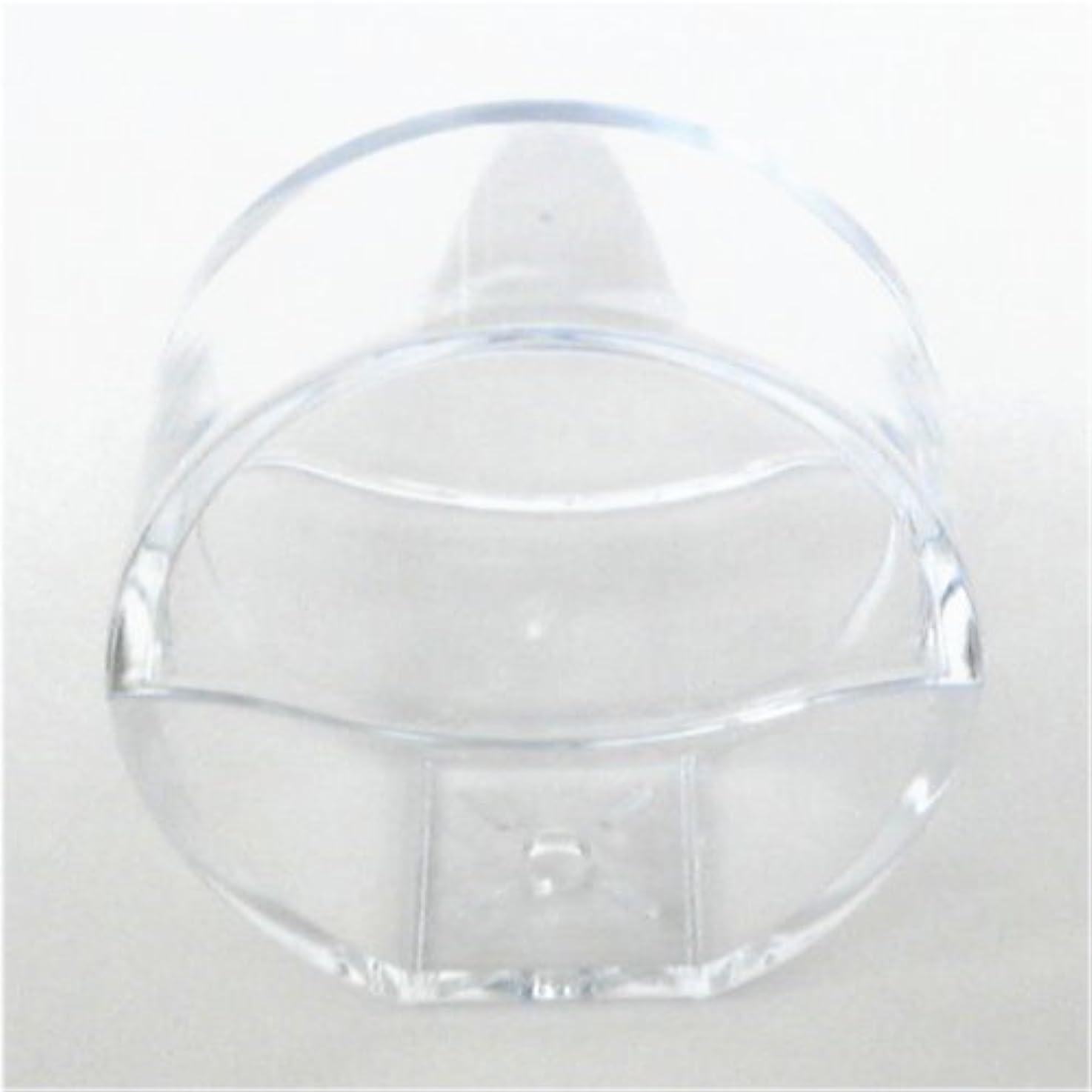 口ひげ物理的な補足縦置きソープケース
