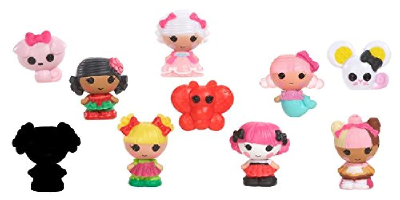 輸入ララループシー人形ドール Lalaloopsy Tinies Style 4 Doll (10-Pack) [並行輸入品]