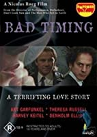 Bad Timing: A Sensual Obsession [DVD]