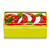 正和 『フォトプレート付きお弁当箱』 top plate exchange ランチモード カプレーゼ×パプリカ