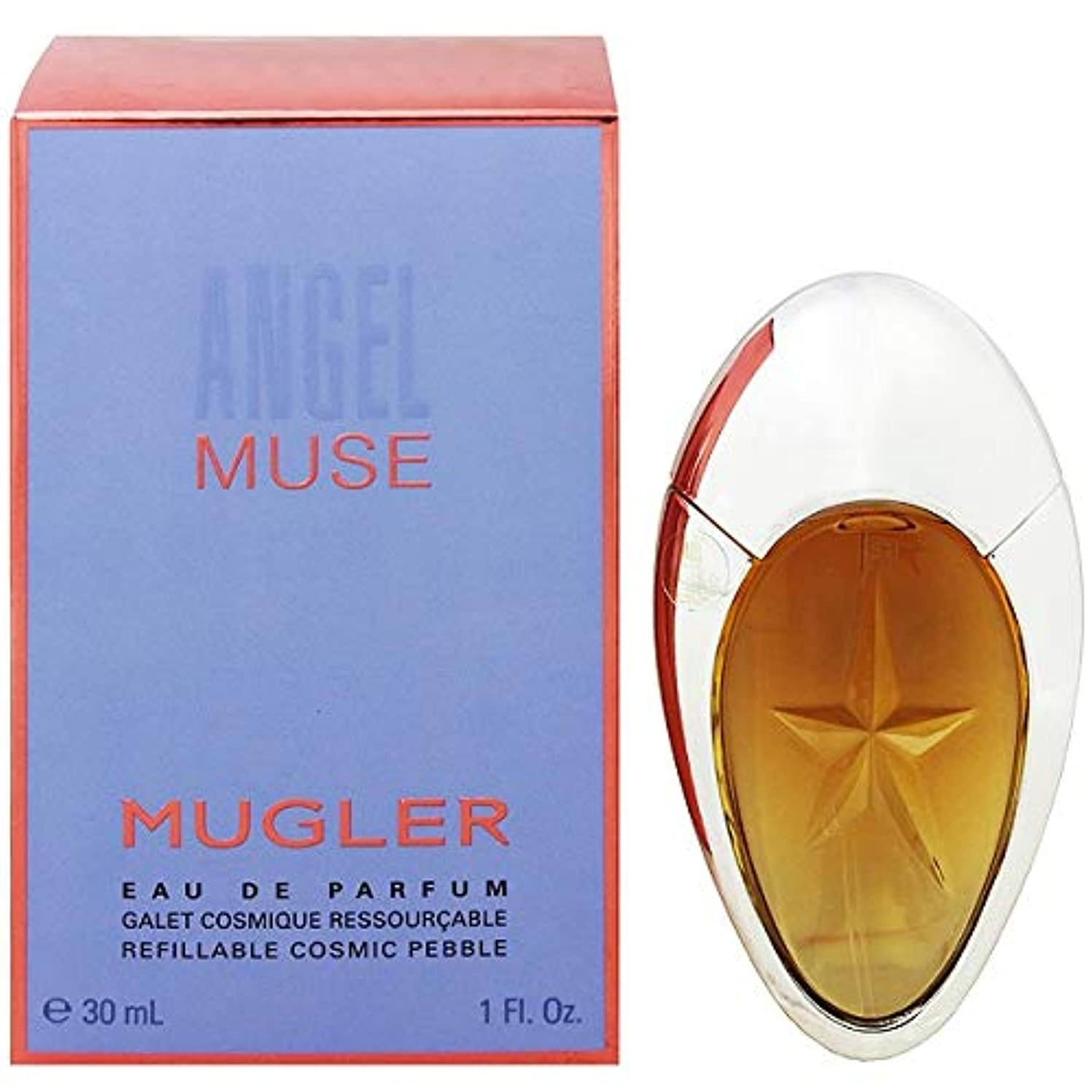部族シンク囲まれたAngel Muse (エンジェル ミューズ) 1.0 oz (30ml) EDP Spray by Thierry Mugler for Women