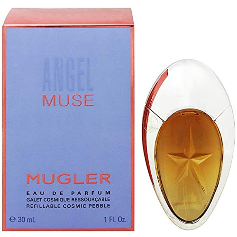 家事をする事業民兵Angel Muse (エンジェル ミューズ) 1.0 oz (30ml) EDP Spray by Thierry Mugler for Women