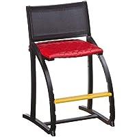 【カリモク正規品】ミッキーマウス 子ども用 チェア ダイニングにも使える 学習椅子 karimoku XT2431RBK