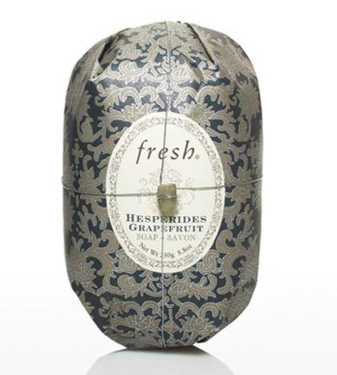 転送実験的妨げるFresh HESPERIDES GRAPEFRUIT SOAP (フレッシュ ヘスペリデス グレープフルーツ ソープ) 8.8 oz (250g) Soap (石鹸) by Fresh