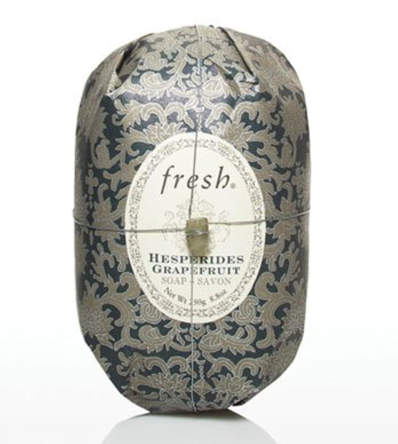 ファイナンスゴシップ名声Fresh HESPERIDES GRAPEFRUIT SOAP (フレッシュ ヘスペリデス グレープフルーツ ソープ) 8.8 oz (250g) Soap (石鹸) by Fresh