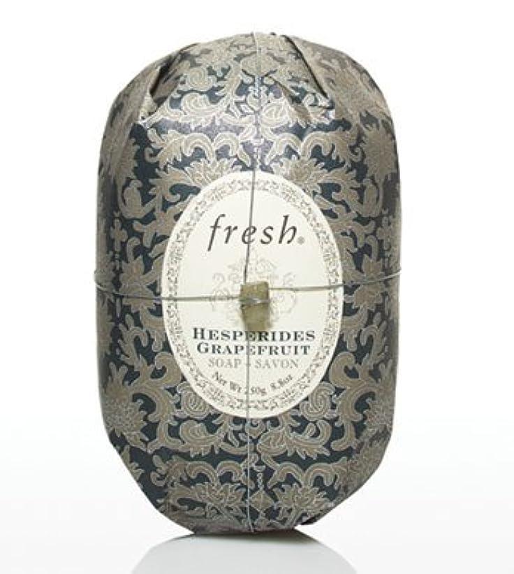 発見寄託緯度Fresh HESPERIDES GRAPEFRUIT SOAP (フレッシュ ヘスペリデス グレープフルーツ ソープ) 8.8 oz (250g) Soap (石鹸) by Fresh