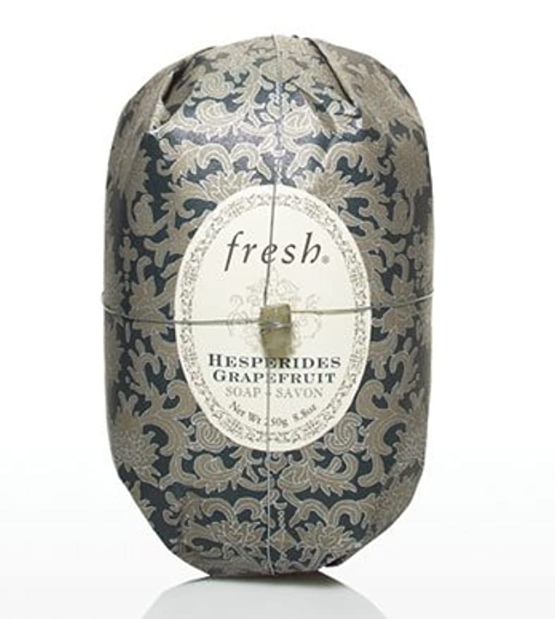 しかしながらキモいロンドンFresh HESPERIDES GRAPEFRUIT SOAP (フレッシュ ヘスペリデス グレープフルーツ ソープ) 8.8 oz (250g) Soap (石鹸) by Fresh