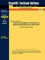 Outlines & Highlights for Framework for Marketing Management